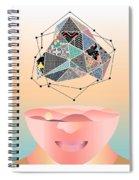 My World -2 Spiral Notebook