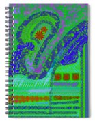 My Yard 3 Spiral Notebook