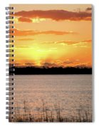 Myakka Sunset Spiral Notebook