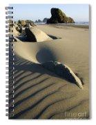 Myers Creek Beach Oregon 1 Spiral Notebook