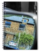 Myers Flat Hotel Spiral Notebook