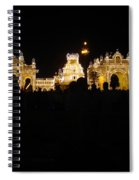 Mysore Palace 2 Spiral Notebook