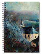 Mysterious Chapel Spiral Notebook