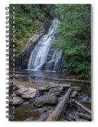 Mystery Falls  Spiral Notebook