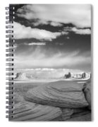 Mystery Valley View 7513 Spiral Notebook