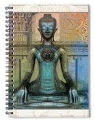 Mystic Ancient Prayers  Spiral Notebook
