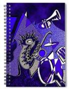 Mystic Bridge Spiral Notebook