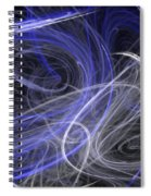 Mystic Dance Spiral Notebook