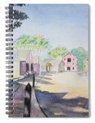 Mystic Seaport Spiral Notebook