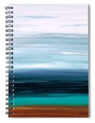 Mystic Shore Spiral Notebook