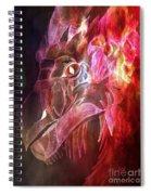 Mystical Dragon 2 Spiral Notebook