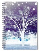 Mystical Dreamscape Spiral Notebook