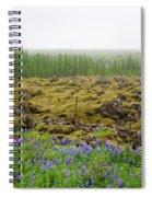 Mystical Island Spiral Notebook