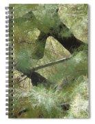 Mystical Tree Spiral Notebook