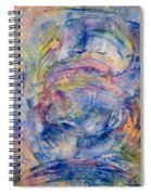 Mystical Unicorn Ride Spiral Notebook