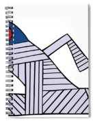 Mythical Creature Spiral Notebook