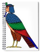 mythical creature of ancient Egypt Spiral Notebook