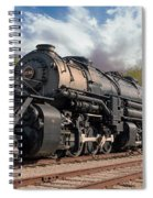 N And W 2156 Spiral Notebook