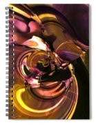 N Folds Spiral Notebook