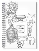 N0.5 Spiral Notebook