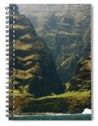 Na Pali 1 Spiral Notebook