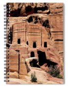 Nabataeans' City Spiral Notebook
