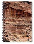 Nabatean's Stadium Spiral Notebook