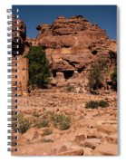 Nabatean's Village Spiral Notebook