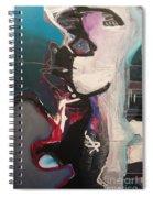 Nagging Voice Spiral Notebook