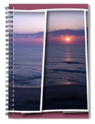 Nags Head In Snapshots Spiral Notebook