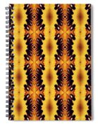 Nailed It Pattern Spiral Notebook