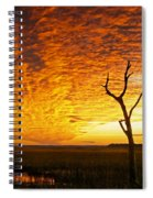 Naked Tree Spiral Notebook