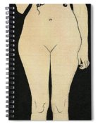 Naked Truth Spiral Notebook
