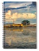 Nalusuan Boats Spiral Notebook