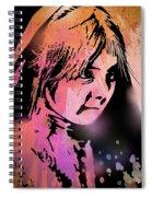 Nambe Girl Spiral Notebook