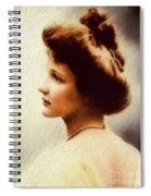 Nancy Witcher Langhorne Astor Spiral Notebook