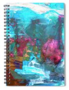 Nanda Devi Spiral Notebook