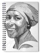 Nanna Smiles Spiral Notebook