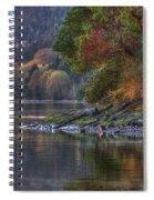 Nanoose Morning Spiral Notebook