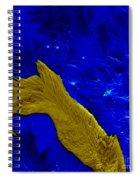 Nanowire Bundles, Nanotechnology Spiral Notebook