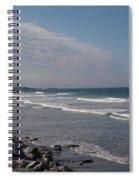 Nantasket Beach Spiral Notebook