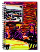 Nantucket Arno's  Spiral Notebook