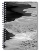 Nantucket Shores Spiral Notebook