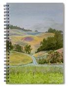 Napa-sonoma  Spiral Notebook