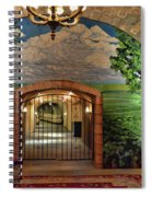 Napa Valley Inglenook Vineyard -7 Spiral Notebook