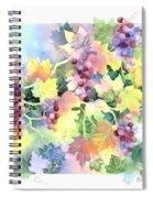 Napa Valley Morning Spiral Notebook