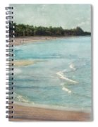 Naples Beach Spiral Notebook