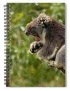 Naptime Spiral Notebook