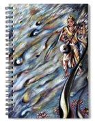 Narada Muni Spiral Notebook