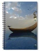 Narcissism Spiral Notebook